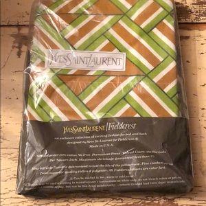 Yves Saint Laurent pillowcases original packaging